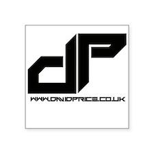 David Price Sticker