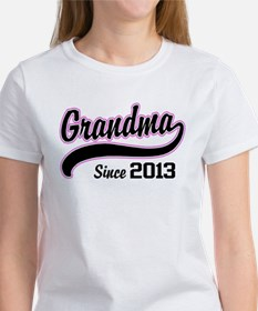 Grandma Since 2013 Women's T-Shirt
