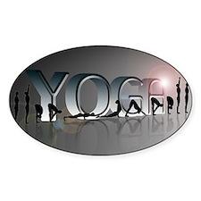YOGA Bold Decal