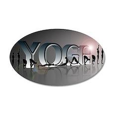 YOGA Bold Wall Decal