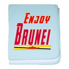 Brunei Designs baby blanket