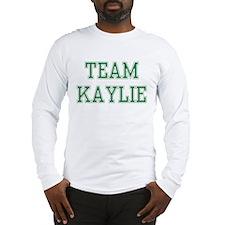 TEAM KAYLIE  Long Sleeve T-Shirt