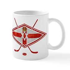 Northern Ireland Ice Hockey Mug
