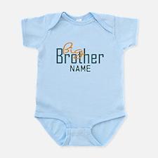 Add Name Big brother Print Infant Bodysuit