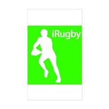 iRugby Decal