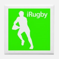 iRugby Tile Coaster