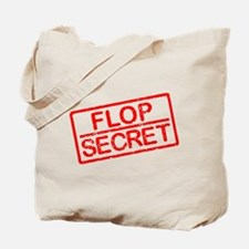 Flop Secret Tote Bag