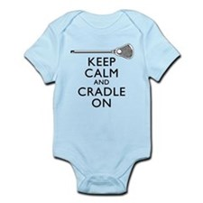 Keep Calm And Cradle On Body Suit