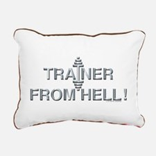 TRAINER FROM HELL! -- Fit Metal Designs Rectangula