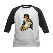 Mother With Child #2a Tee
