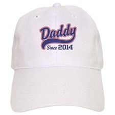 Daddy Since 2014 Baseball Cap