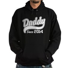 Daddy Since 2014 Hoodie