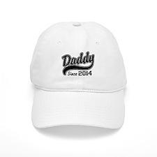 Daddy Since 2014 Baseball Cap