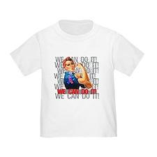Rosie Pulmonary Fibrosis T-Shirt