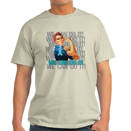 Rosie The Riveter PKD T-Shirt