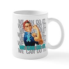 Rosie The Riveter PCOS Mug