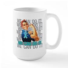 Rosie Riveter Myasthenia Gravis Mug