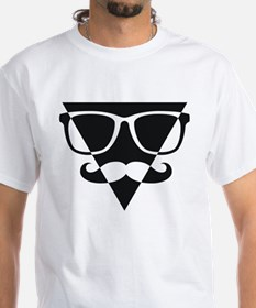 Hipster Triangle down 1 T-Shirt