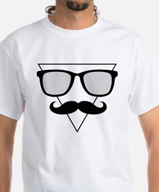 Hipster Triangle down 2 T-Shirt