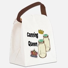 Canning Queen Canvas Lunch Bag