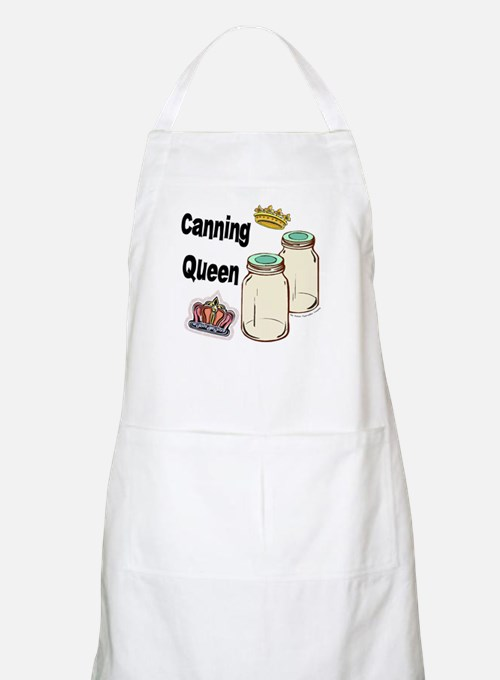 Canning Queen Apron