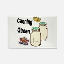 Canning Queen Rectangle Magnet