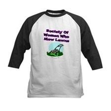 Women Who Mow Lawns Tee