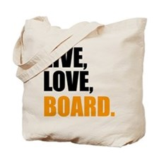 Board Tote Bag