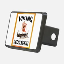 VIKING SHIP Hitch Cover