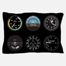 Night Flyer Pillow Case