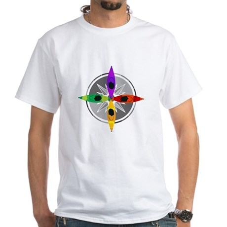 compass_kayak T-Shirt