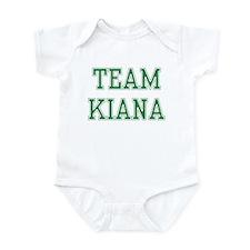 TEAM KIANA  Infant Bodysuit