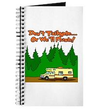Don't Tailgate Or We'll Flush Journal