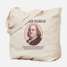 Franklin - Liberty II Tote Bag