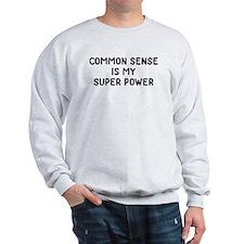 Common Sense Jumper