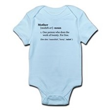 Mother Defined Body Suit