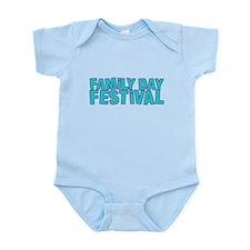 Infant/Toddler/Kids Family Day Infant Bodysuit