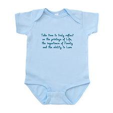 FDF Infant Bodysuit