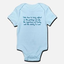 FDF Infant Bodysuit