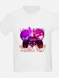 "Killer Bunny ""Love Bites"" T-Shirt"