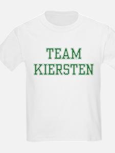TEAM KIERSTEN  Kids T-Shirt