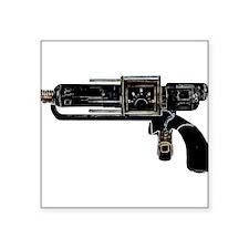 Tesla Ray Gun Sticker