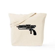 Tesla Ray Gun Tote Bag