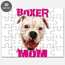 Boxer Mom dog Puzzle