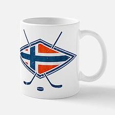 Norsk Ishockey Flag Mug