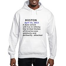 Boston April 15, 2013 Hoodie