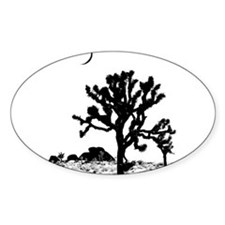 Joshua Tree National Park Decal