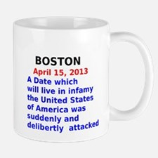 Boston April 15, 2013 Mug