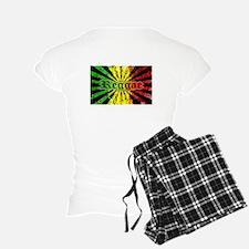 Keep Calm and Legalize Marijuana Pajamas