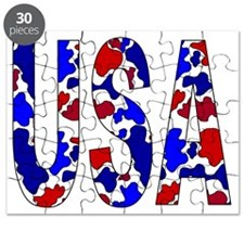USA camo Puzzle